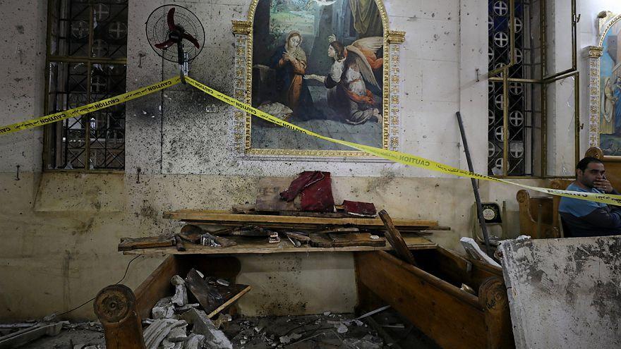 Ägypten: schwerste Anschläge auf Christen seit Jahren