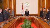 Le président Al-Sissi décrète l'état d'urgence en Egypte