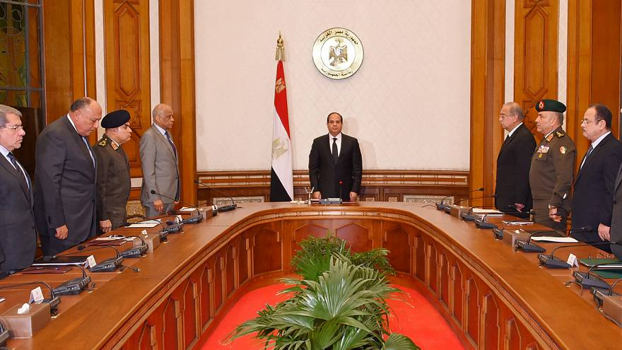 Defiant President al-Sisi calls for national unity