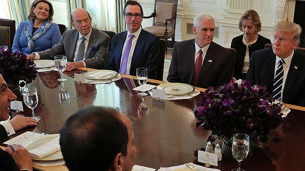 کاتلین مک فارلند از شورای امنیت ملی آمریکا برکنار شد