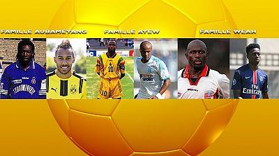 Footballeurs africains : les fils sur les traces de leurs pères