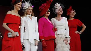 Ladies Day at Aintree: The hats, heels and hangovers