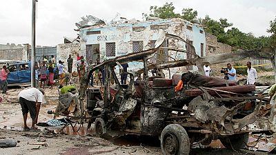 Al Shabaab bomber disguised in military attire kills 5 Somali soldiers