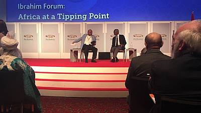 'For every corrupt African leader, there is a dozen corrupt business people' - Mo Ibrahim