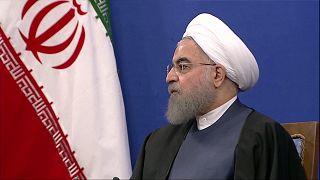 Le président iranien Hassan Rohani met en garde Washington