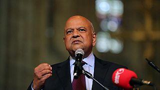 Afrique du Sud : Pravin Gordhan met en garde l'ANC
