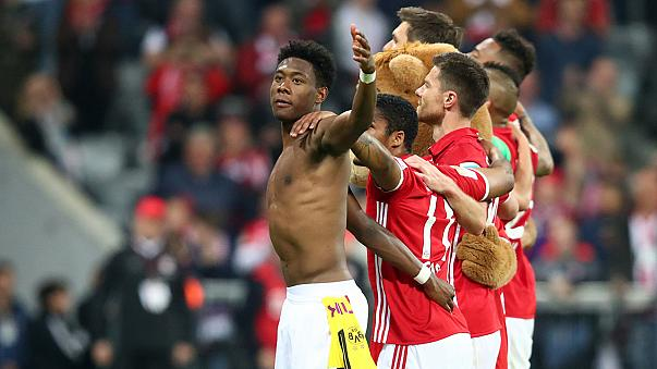 Démonstration de force pour le Bayern Munich