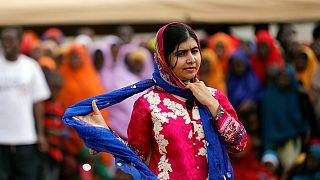 Après son Nobel de la Paix, Malala Yousafzai devient la plus jeune Messagère de la paix de l'ONU