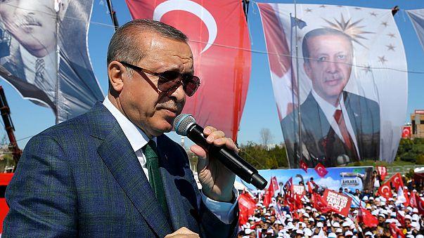 Немецкий евродепутат больше не считает Турцию кандидатом