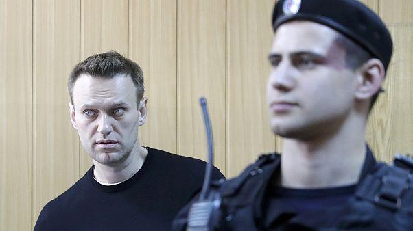 Αποφυλακίστηκε χωρίς... μάρτυρες ο Αλεξέι Ναβάλνι