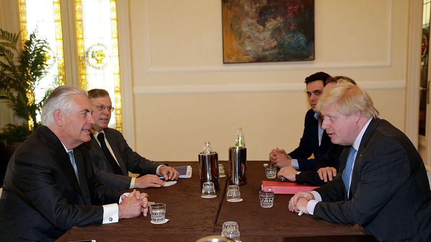Lage in Syrien Mittelpunkt beim G7-Treffen in Italien