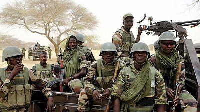 Niger forces kill 57 Boko Haram members