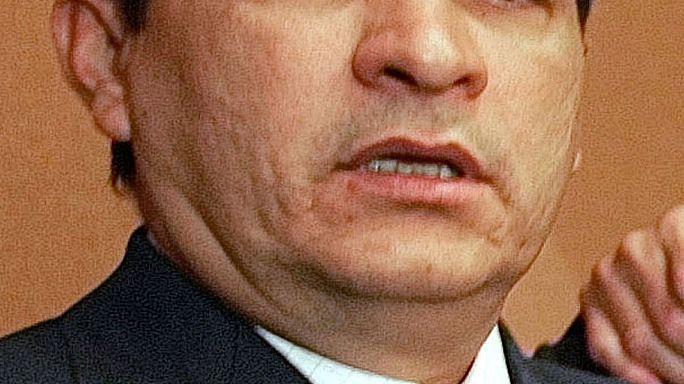 Бывший мексиканский губернатор задержан в Италии