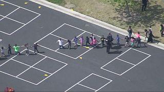 Kalifornien: Zwei Menschen in Grundschule erschossen