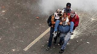 Venezuela hit by further opposition protests