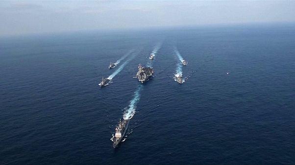 """Nordkorea droht USA: Zu """"jeder Art von Krieg bereit"""""""