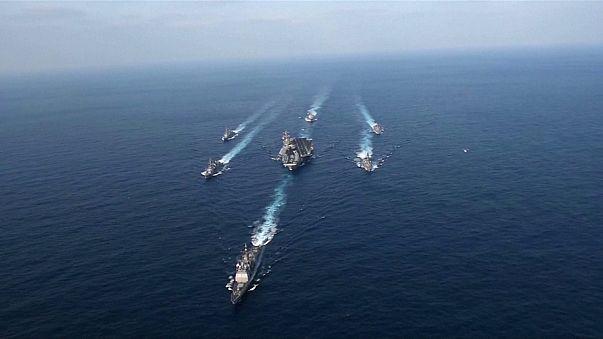 """Pyongyang advierte a Estados Unidos de que el país está preparado para responder a un """"ataque preventivo"""""""