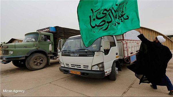 تبلیغات انتخاباتی در ایران؛ آرد تبرکی یا توزیع سبد غذایی؟