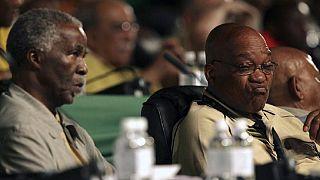 """Afrique du Sud : Mbeki demande aux députés de voter dans l'intérêt """"du peuple"""""""