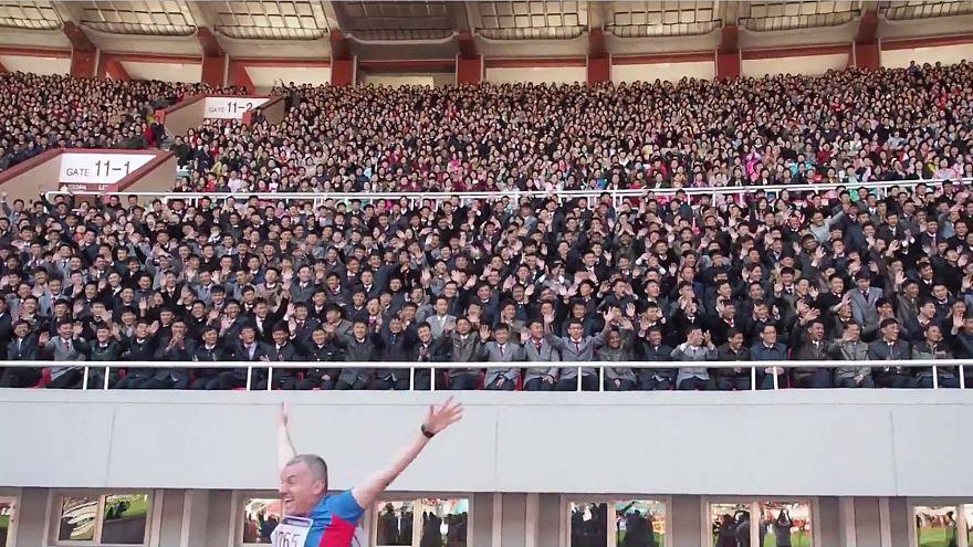 Pyongyang Marathon offers rare opportunity to visit North Korea