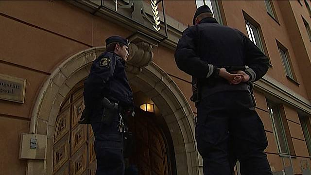 Stockholm truck attacker pleads guilty to terrorist acts