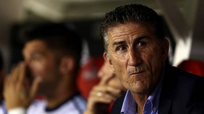 Argentina coach Edgardo Bauza sacked after eight-match stint
