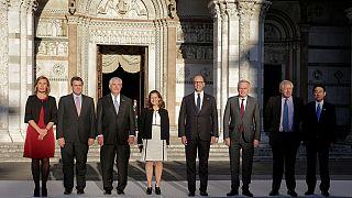 G7: Όχι στην παραμονή Άσαντ στην εξουσία - Όχι σε νέες κυρώσεις