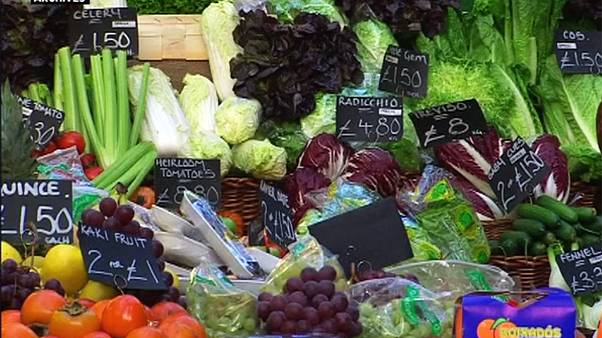 UK inflation holds steady in March