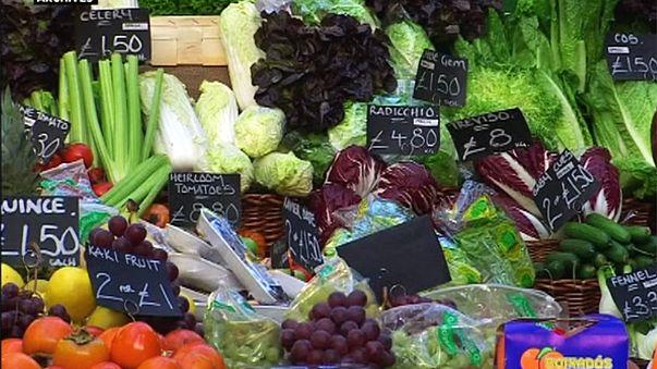 Inflação do Reino Unido mantém-se nos 2,3% em março