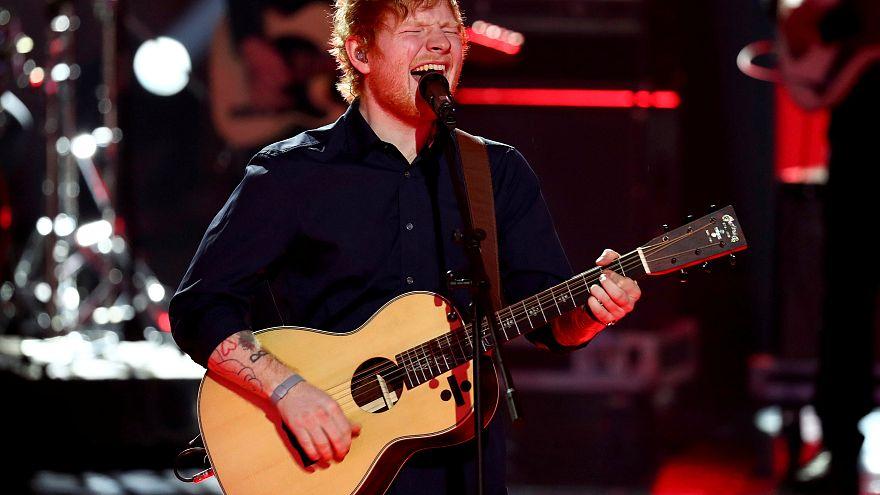 Ed Sheeran settles $20m lawsuit over hit record Photograph