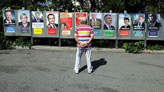 Wahlkampf-Endspurt in Frankreich und die Medienregeln
