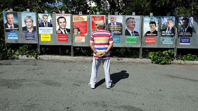 За кадром французьких виборів