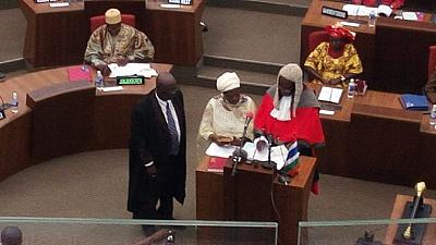 Gambie : Mariama Diack, nouvelle présidente du Parlement post-Jammeh