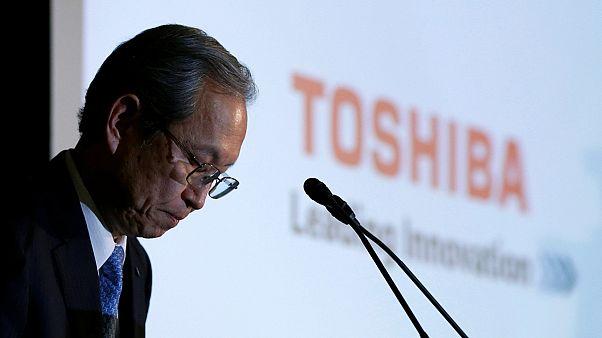 Toshiba à beira do colapso