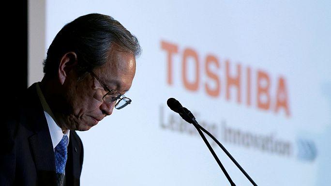 Nagy bajban van a Toshiba