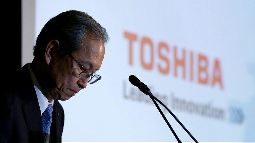 Toshiba warns it may not survive amid massive Westinghouse losses
