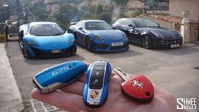 Der Traum vom Supercar (mit Im Burton und Shmee 150)