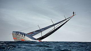 Navegando con el capitán Alex Thomson