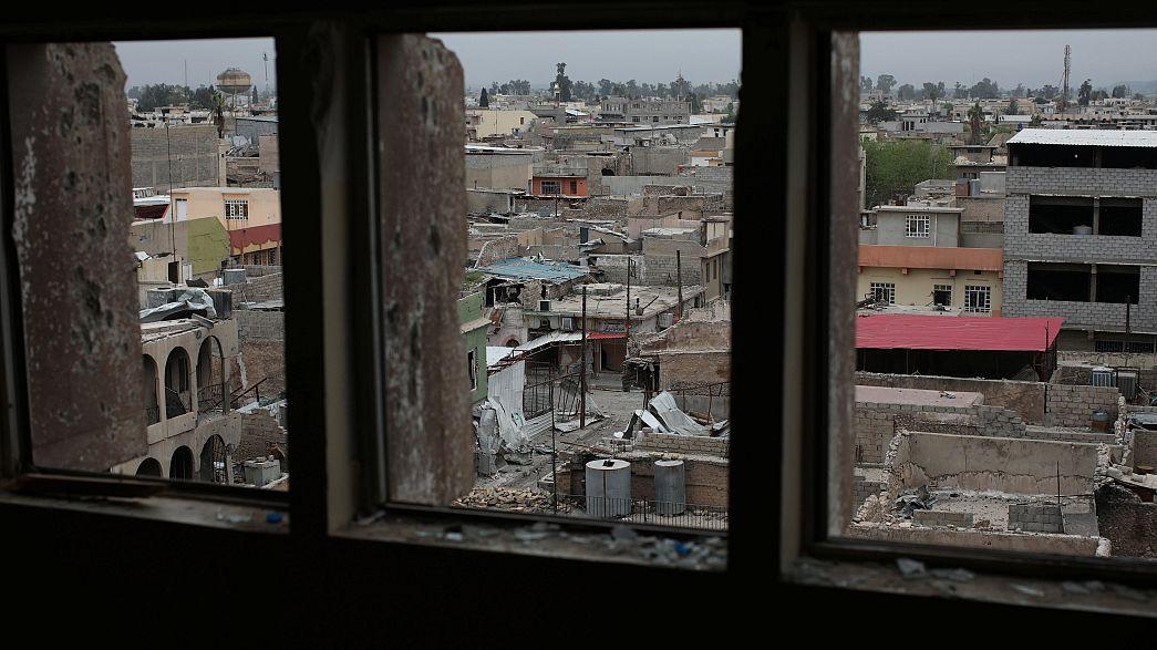 Mossoul : l'État islamique utilise les civils comme boucliers humains