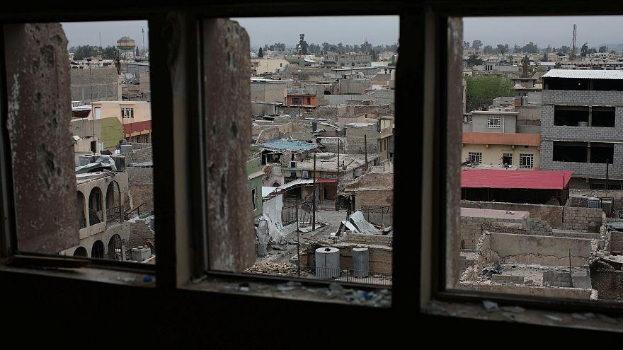 Kampf um Mossul: IS-Miliz missbraucht Zivilisten als menschliche Schutzschilde