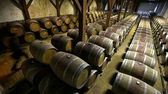 Μειώθηκε η παραγωγή κρασιού το 2016