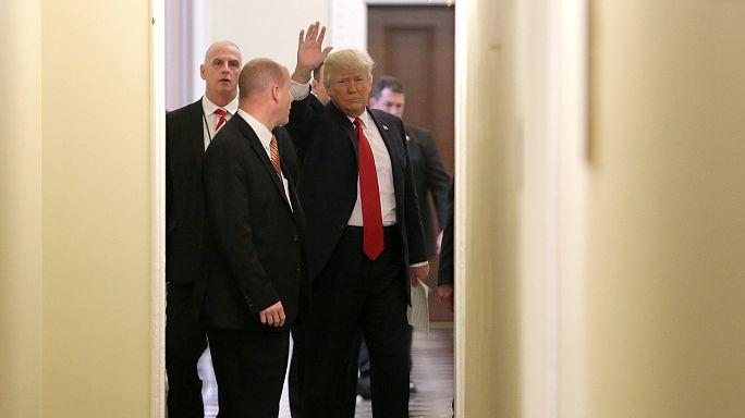 Trump a legnagyobb amerikai cégek vezetőivel találkozott