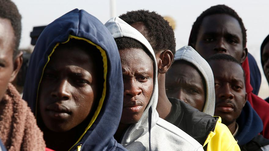 African slaves 'sold in Libyan car parks for $200'