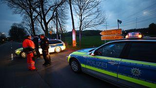 """انفجار يستهدف حافلة نادي بوريسيا دورتموند قرب ملعب"""" سيجنال إيدونا بارك"""""""