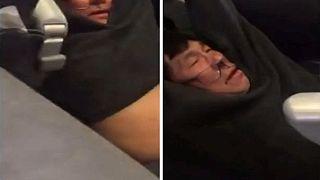 United Havayolları'na tepki dinmiyor