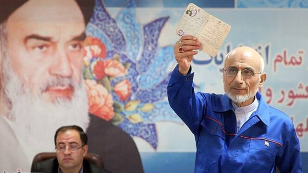 Scores of candidates register for Iran's presidential election