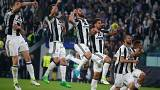 Juventus thump Barcelona in Turin