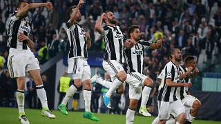 Juventus thump Barcelona in Turin