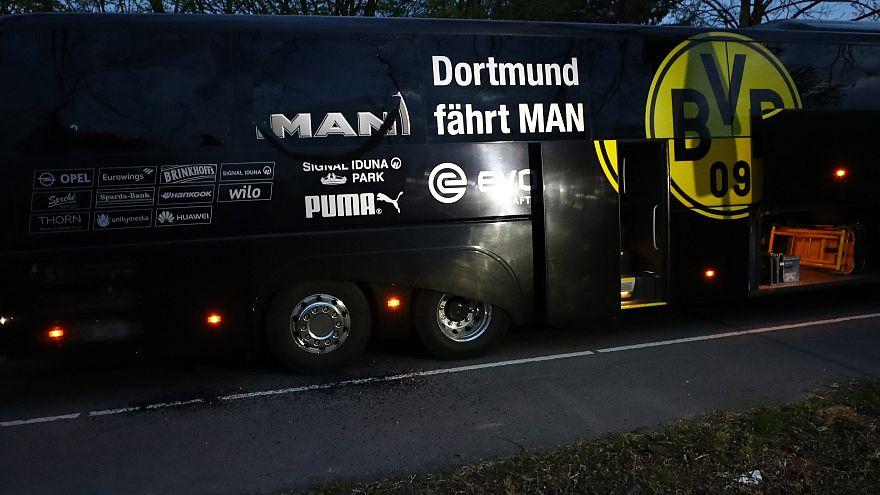 A Borussia csapata volt a dortmundi robbantások célpontja