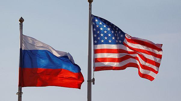 دیدار وزرای خارجۀ آمریکا و روسیه در مسکو همزمان با نشست شورای امنیت